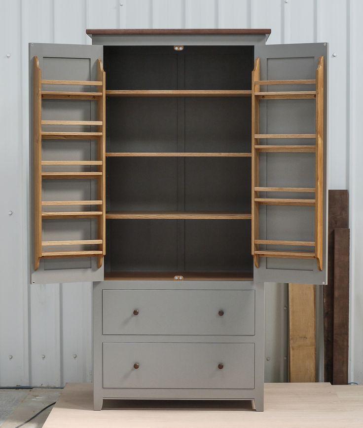 Larder Pantry Cupboard: 25+ Best Ideas About Larder Cupboard On Pinterest