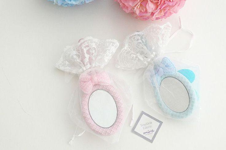 Bebek Şekeri - Ayna