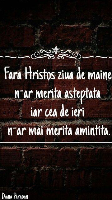 Fara Hristos. ....