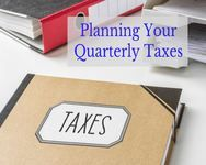 Quarterly Tax Payments on Chart of Accounts: We pay quarterly tax payments for federal and state taxes to lesson the blow of taxes we owe for our llc.  Into what chart of account would I allocate