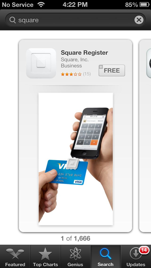 credit card remote reader