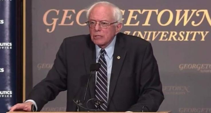Bernie Sanders defines 'democratic socialism': 'True freedom does not occur without economic security'