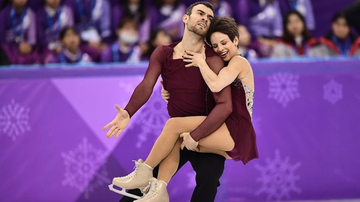 Meagan Duhamel and Eric Radford came to Pyeongchang with one goal in mind: to be on the Olympic podium. After a solid short program where they finished in third place, they executed a season's best to earn bronze.