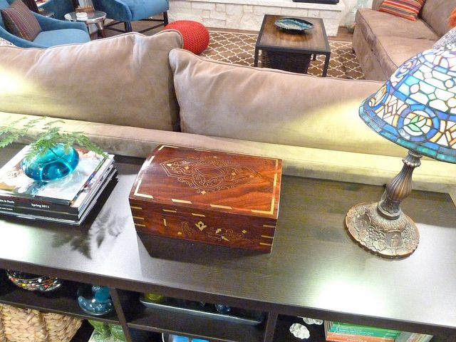 20 Best Images About Sofa Tables On Pinterest