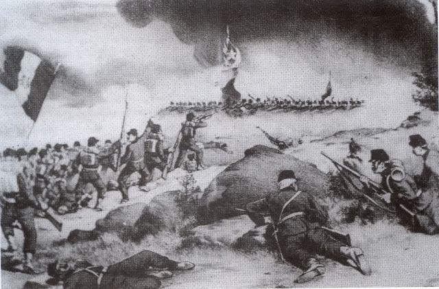 Batalla de Miraflores 15 de enero 1881