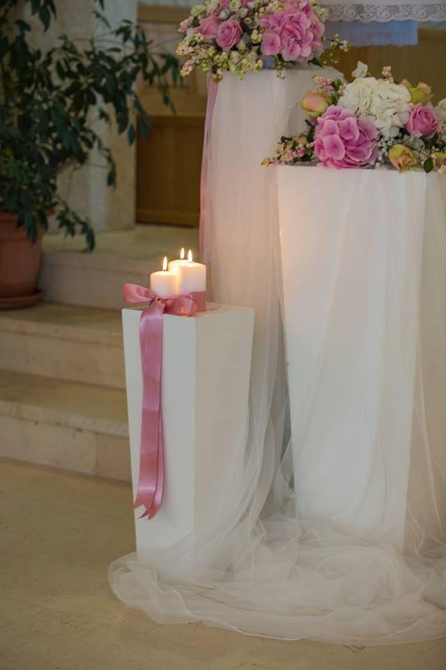 Wedding Arch Inside the Church  Love this idea Wedding