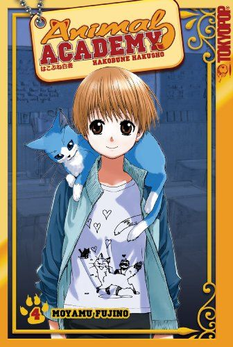 Animal Academy, Vol. 4:   With Yuichi having left the school due to the traumatic truth that he's actually a shape-shifting fox, tension runs high in Morimori High School. Meanwhile, Neko blurts out the truth about her being a human to Miiko. How will her classmates react?