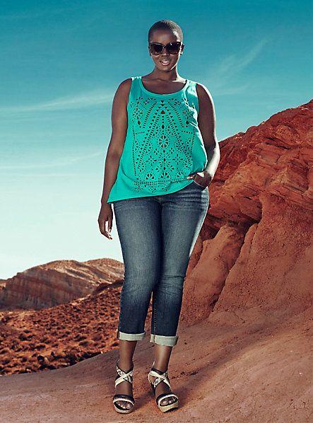 Extrêmement 164 best Women's Plus Size Fashion images on Pinterest | Plus size  YT91