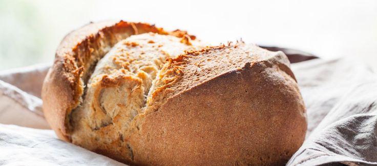 Pane fatto in casa: Farine di grano duro Biancolilla e Senatore Cappelli
