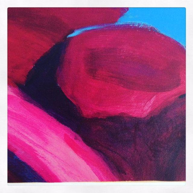 cirrus - halo phenomena Artist Ella Krestensen 100x76cm  Limited edition hand-coloured print Printed on archival Hahnemuhle canvas
