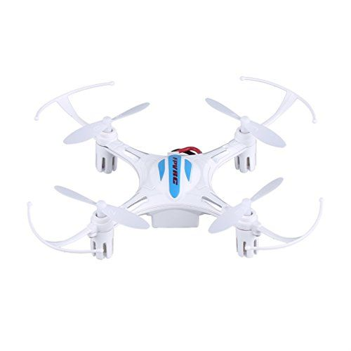 Mini Ufo Quadcopter Drone 2.4g 4ch 6 Axis Gyro Headless Mode Remote Control Nano Quadcopterfpvrc K8-1 Rc Helicopter With Altitude Hold And Air Pressure Sensor One Key To Return Mode(white)