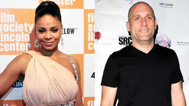 Mix-n-Match: Interracial Celebrity Couples | Sanaa Lathan and Steve Rifkind