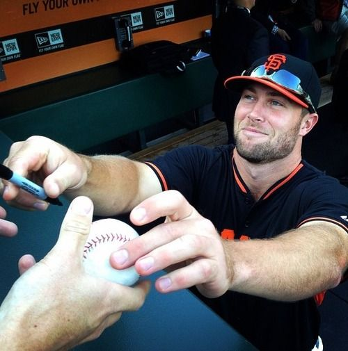 ♥ S.F. Giants ~ Hunter Strickland ♥