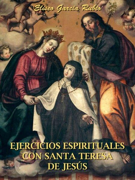 Portada de 'Ejercicios espirituales con Santa Teresa de Jesús'.