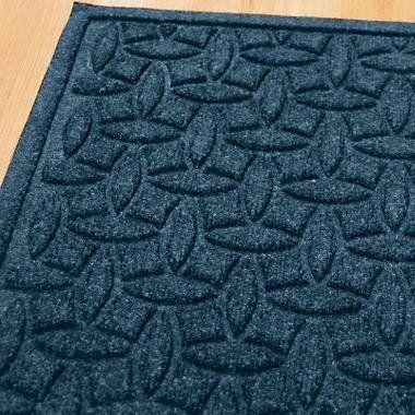 Aqua Shield Elipse Mat Size: 4u0027 X 6u0027, Color: Evergreen By