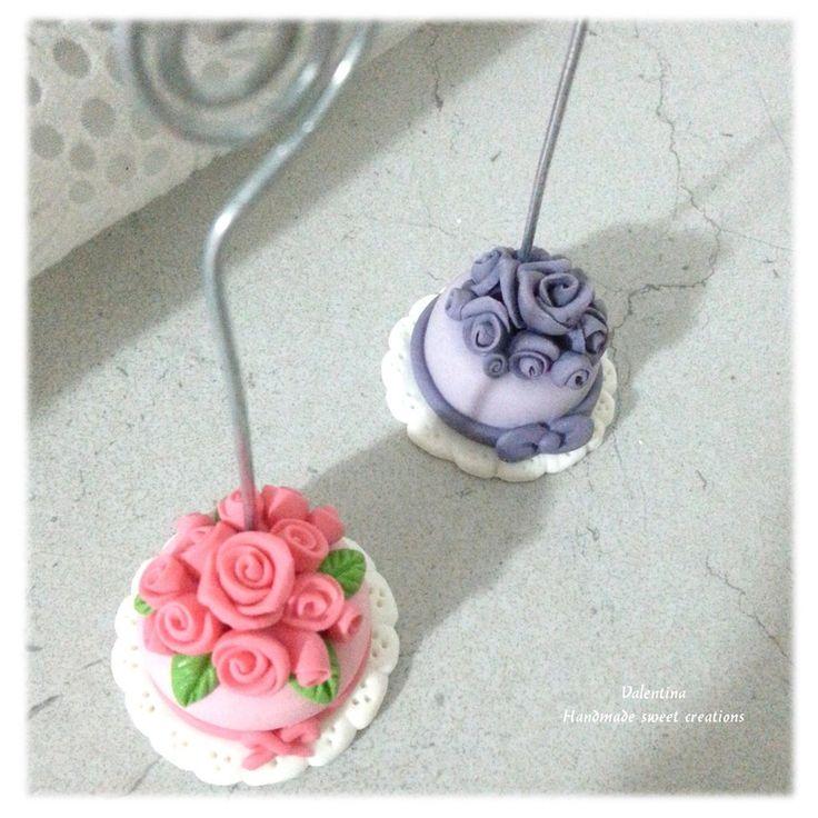 Mini wedding cake segnaposto matrimonio , by Valentina Handmadesweetcreations, 3,50 € su misshobby.com