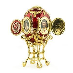Caucasus Royal Russian Faberge Egg