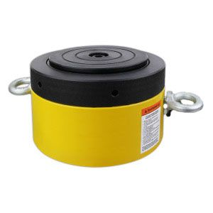 Pancake Cylinders are designed to satisfy the need for short stroke cylinders that would fit in very tight spaces. #hydraulic #cylinders