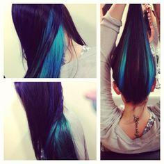 25 Gorgeous Mermaid Hair Color Ideas | Hair!!(: | Pinterest | Mermaid Hair Colors, Mermaid Hair and Hair Color Ideas