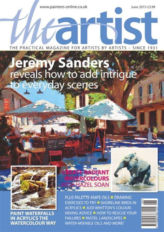 Take a look at what's coming up in the June issue of The Artist