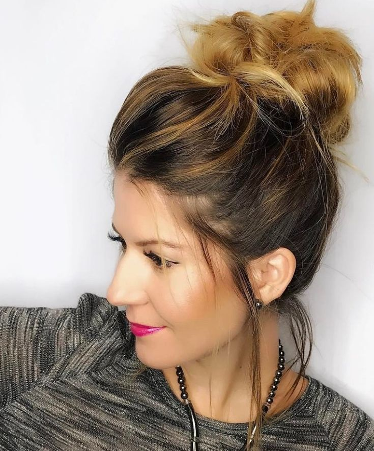 high bun hair styles 17 best ideas about high bun hairstyles on bun 3227