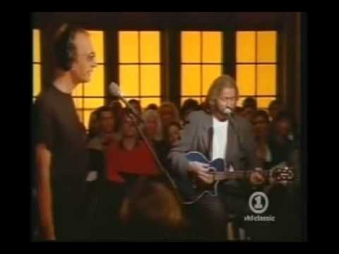 VH1 Storytellers (featuring The Bee Gees) Part 1 - It's like watching your own private Bee Gee's concert.  I love these boys so much.