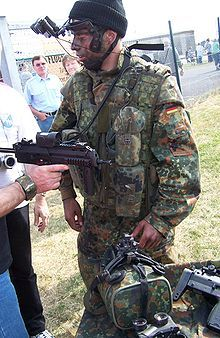 Heckler & Koch MP7 - Wikipedia, the free encyclopedia Find our speedloader now! http://www.amazon.com/shops/raeind