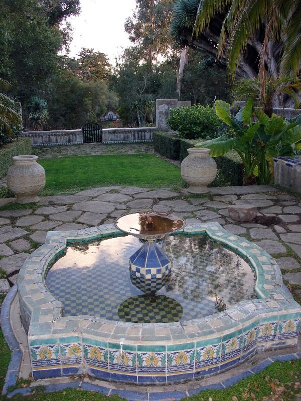 176 best spanish colonial revival remodel images on for Garden pool dennis mcclung