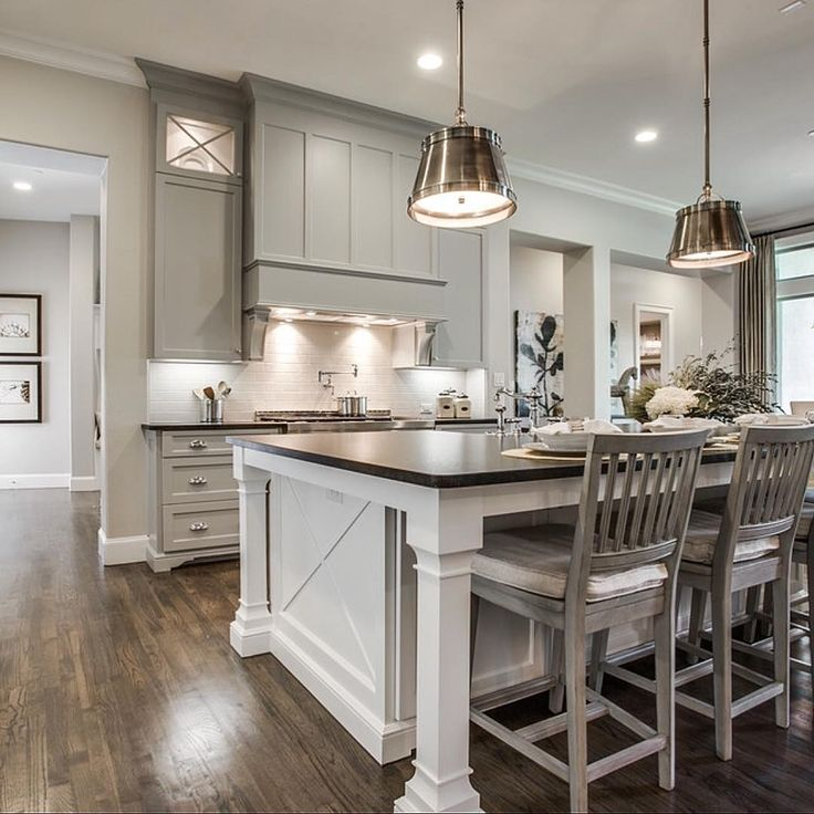 Grey Industrial Kitchen: Best 25+ Light Grey Kitchens Ideas On Pinterest
