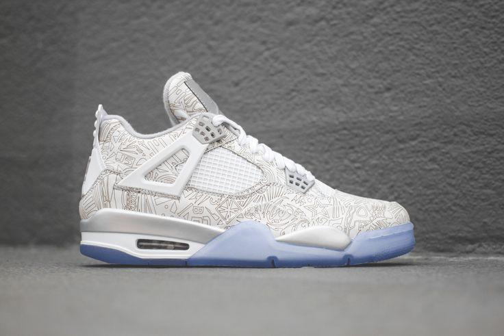 Air Jordan 4 Laser