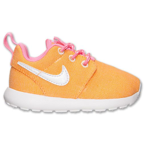 Girls Toddler Nike Roshe Run Casual Shoes