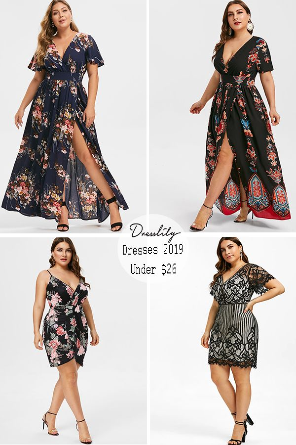 Floral dresses, maxi dresses, women\'s fashion, plus size ...