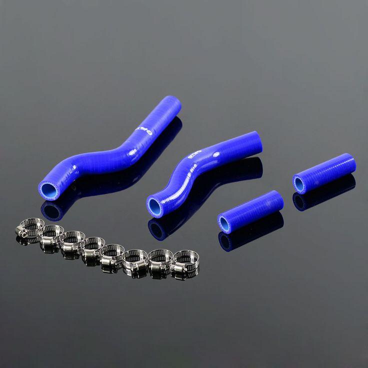 GPLUS Silicone Radiator Coolant Hose Kit For YAMAHA YZ250 YZ 250 2002-2013 - 03SHM6404C