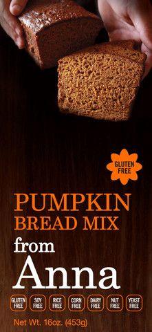 Breads from Anna – Gluten Free Bread Mix