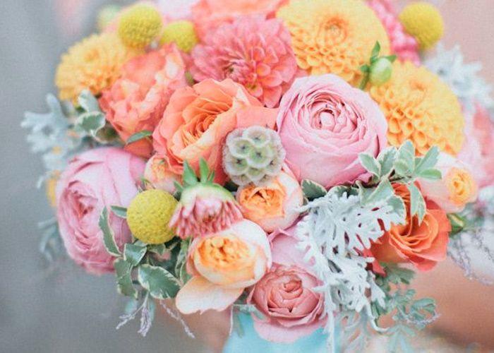 Decoração de Casamento - Cor Azul + Cor Pêssego, casamento, decoração de casamento, blog de casamento, casamento com a decoração azul e pêssego