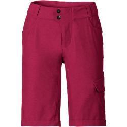 Vaude Womens Tremalzo Shorts Ii   36,38,40,42,44   Rot   Damen VaudeVaude