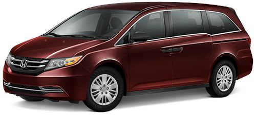 Lease a 6-speed automatic  2016 Honda Odyssey LX for $269/mo. at Crown Honda of Greensboro. https://www.crownhondagreensboro.com/offer/honda-odyssey.htm