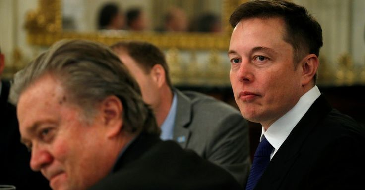 The Tesla and SpaceX CEO said Thursday he would leave the president's advisory boards over the Paris agreement withdrawal.