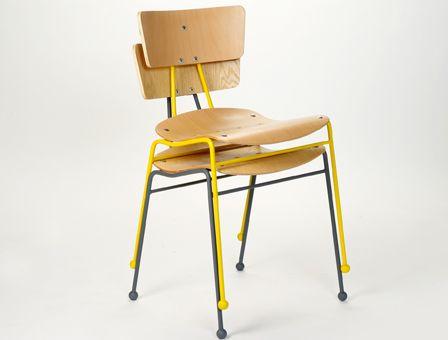 Ernest Race Roebuck Chair