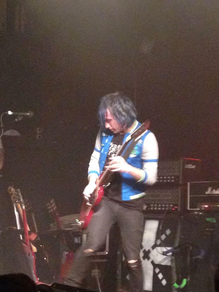 #lostalone concert in oxford - dic 2013