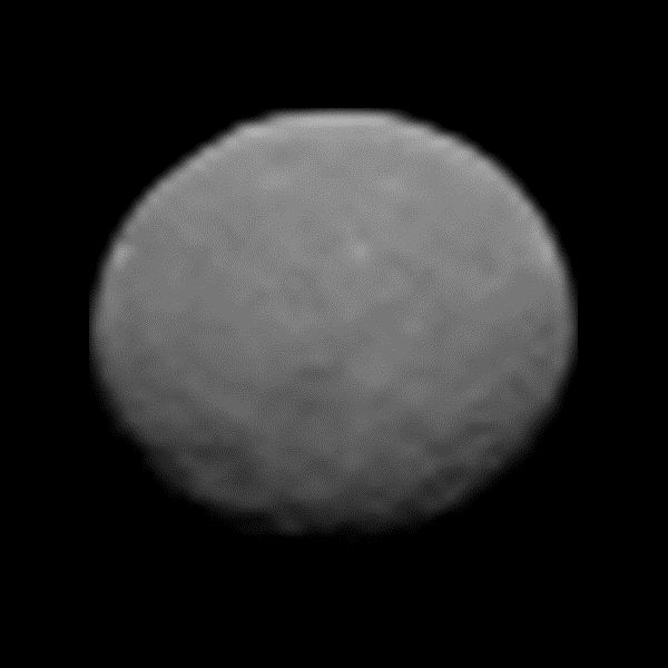 Best-ever photographs of Ceres revealed by Dawn probe | Daily Mail Online
