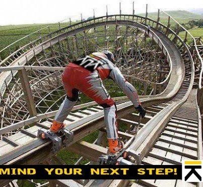 Mind your next step! Ask before at http://www.facebook.com/kickagency