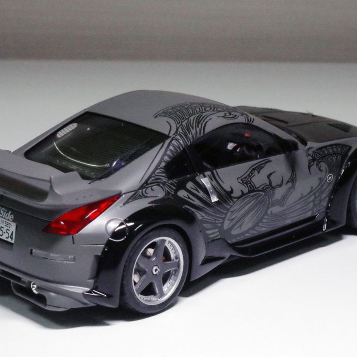 Nissan 350z Best Of Nissan 350z the Fast and the Furious