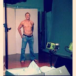 Kim Zolciak Posts Shirtless Picture of Kroy Biermann — OMG