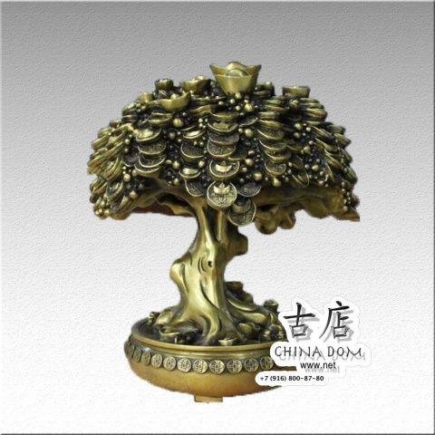 Денежное дерево фэншуй или дерево счастья - СКОРО В ПРОДАЖЕ
