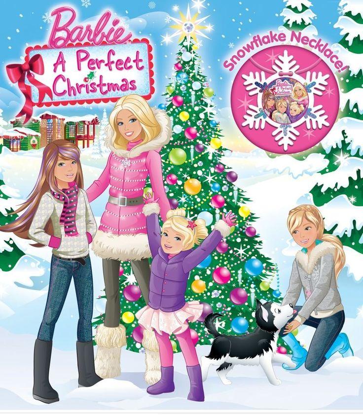 Barbie Cartoon   Barbie-A-Perfect-Christmas-Book-Cover-LARGE ...