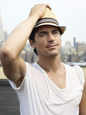 Matt Bomer...my vote to play Christian grey