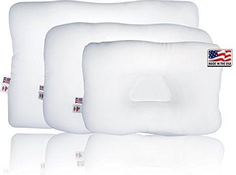The Tri Core Cervical Pillow By Core Products Is A