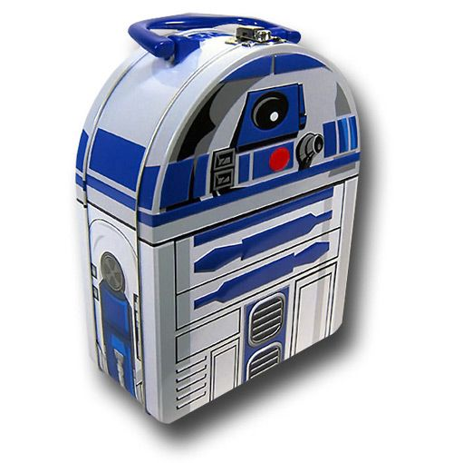 Star Wars R2-D2 Lunchbox  sc 1 st  Pinterest : star wars lunch box - Aboutintivar.Com