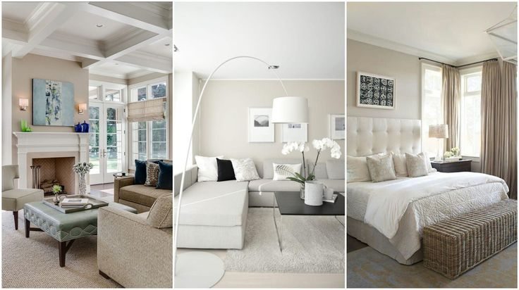 Beige Wall Paint Colour - Pearson and Projects